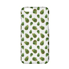 Leaves Motif Nature Pattern Apple iPhone 6/6S Hardshell Case