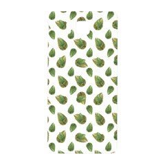 Leaves Motif Nature Pattern Samsung Galaxy Alpha Hardshell Back Case