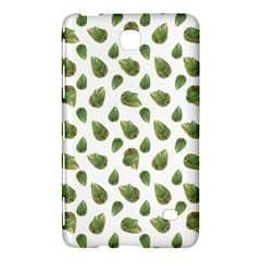 Leaves Motif Nature Pattern Samsung Galaxy Tab 4 (7 ) Hardshell Case