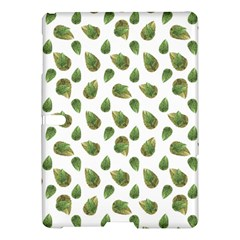 Leaves Motif Nature Pattern Samsung Galaxy Tab S (10.5 ) Hardshell Case
