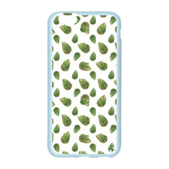Leaves Motif Nature Pattern Apple Seamless iPhone 6/6S Case (Color)