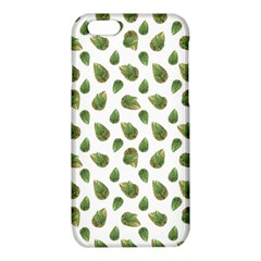 Leaves Motif Nature Pattern iPhone 6/6S TPU Case