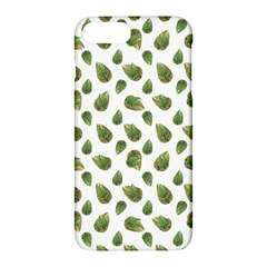 Leaves Motif Nature Pattern Apple Iphone 7 Plus Hardshell Case