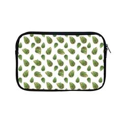 Leaves Motif Nature Pattern Apple Macbook Pro 13  Zipper Case