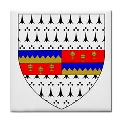 County Tipperary Coat Of Arms  Tile Coasters