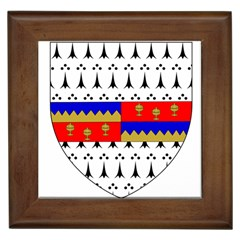 County Tipperary Coat of Arms  Framed Tiles