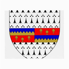 County Tipperary Coat of Arms  Small Glasses Cloth