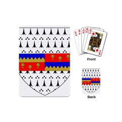 County Tipperary Coat of Arms  Playing Cards (Mini)
