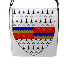 County Tipperary Coat of Arms  Flap Messenger Bag (L)