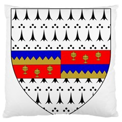 County Tipperary Coat of Arms  Large Flano Cushion Case (One Side)