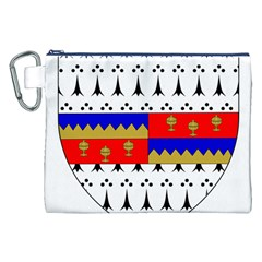 County Tipperary Coat of Arms  Canvas Cosmetic Bag (XXL)
