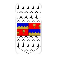County Tipperary Coat of Arms  Apple Seamless iPhone 6 Plus/6S Plus Case (Transparent)
