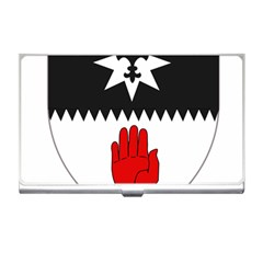 County Tyrone Coat Of Arms  Business Card Holders