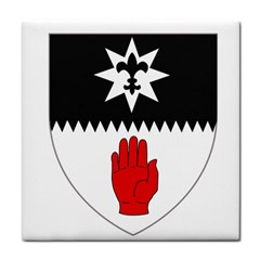 County Tyrone Coat of Arms  Face Towel