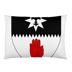 County Tyrone Coat of Arms  Pillow Case