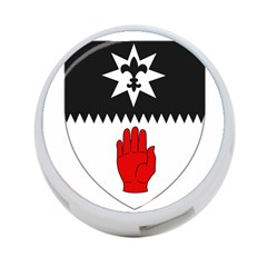 County Tyrone Coat of Arms  4-Port USB Hub (One Side)