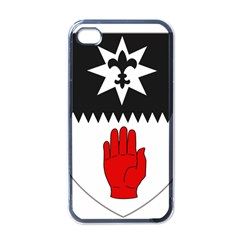 County Tyrone Coat of Arms  Apple iPhone 4 Case (Black)