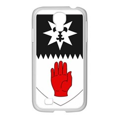 County Tyrone Coat of Arms  Samsung GALAXY S4 I9500/ I9505 Case (White)