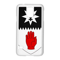 County Tyrone Coat of Arms  Samsung Galaxy S5 Case (White)