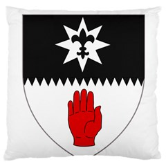 County Tyrone Coat of Arms  Standard Flano Cushion Case (Two Sides)
