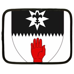 County Tyrone Coat of Arms  Netbook Case (Large)