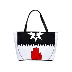 County Tyrone Coat of Arms  Shoulder Handbags