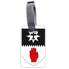County Tyrone Coat of Arms  Luggage Tags (One Side)