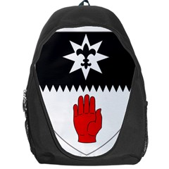 County Tyrone Coat Of Arms  Backpack Bag