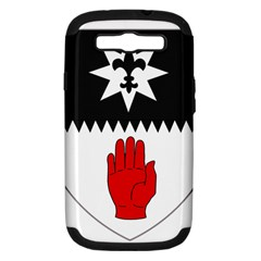 County Tyrone Coat of Arms  Samsung Galaxy S III Hardshell Case (PC+Silicone)
