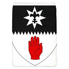 County Tyrone Coat of Arms  Flap Covers (L)