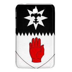 County Tyrone Coat of Arms  Samsung Galaxy Tab 3 (7 ) P3200 Hardshell Case