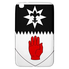 County Tyrone Coat of Arms  Samsung Galaxy Tab 3 (8 ) T3100 Hardshell Case