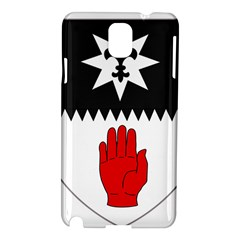 County Tyrone Coat of Arms  Samsung Galaxy Note 3 N9005 Hardshell Case
