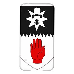 County Tyrone Coat of Arms  Samsung Galaxy S5 Back Case (White)