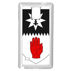 County Tyrone Coat of Arms  Samsung Galaxy Note 4 Case (White)