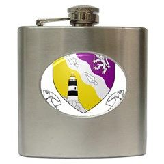 County Wexford Coat of Arms  Hip Flask (6 oz)