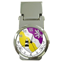 County Wexford Coat of Arms  Money Clip Watches