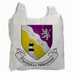 County Wexford Coat of Arms  Recycle Bag (One Side)