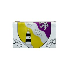 County Wexford Coat of Arms  Cosmetic Bag (Small)
