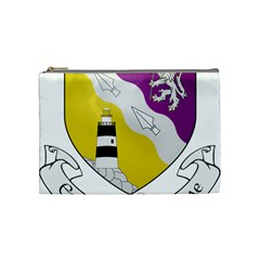 County Wexford Coat of Arms  Cosmetic Bag (Medium)