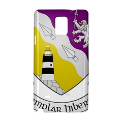 County Wexford Coat of Arms  Samsung Galaxy Note 4 Hardshell Case