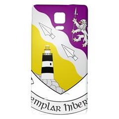 County Wexford Coat of Arms  Galaxy Note 4 Back Case