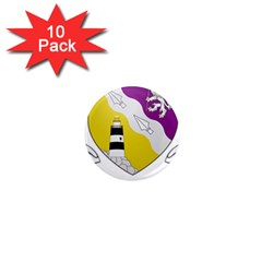 County Wexford Coat of Arms  1  Mini Magnet (10 pack)