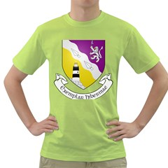 County Wexford Coat of Arms  Green T-Shirt