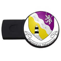 County Wexford Coat of Arms  USB Flash Drive Round (2 GB)