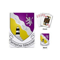 County Wexford Coat of Arms  Playing Cards (Mini)