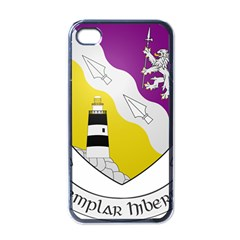 County Wexford Coat Of Arms  Apple Iphone 4 Case (black)