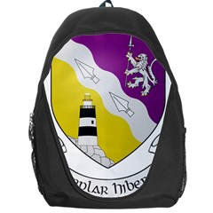 County Wexford Coat of Arms  Backpack Bag