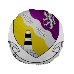 County Wexford Coat of Arms  Standard 15  Premium Round Cushions
