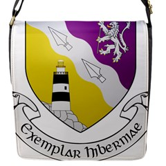 County Wexford Coat of Arms  Flap Messenger Bag (S)